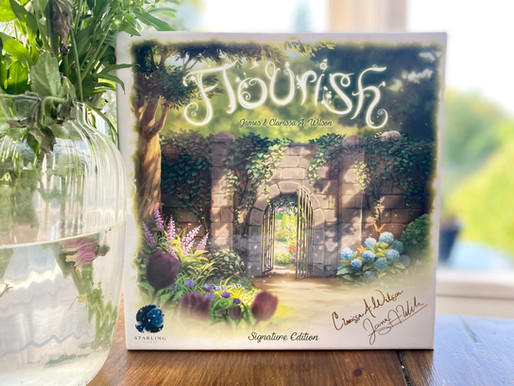 Flourish Board Game Review