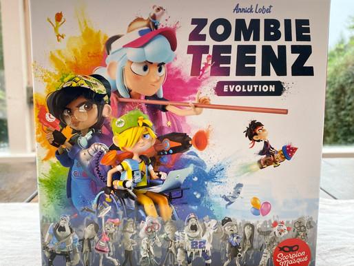 Zombie Teenz Evolution Family Game Review
