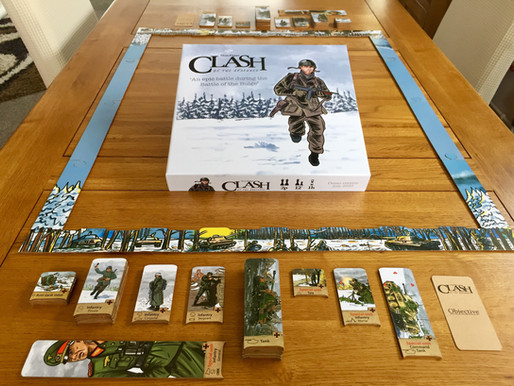 Clash of the Ardennes Review