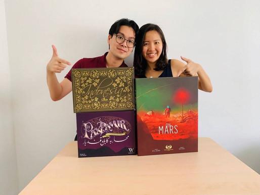 Top 3 Games - Dom & Elf