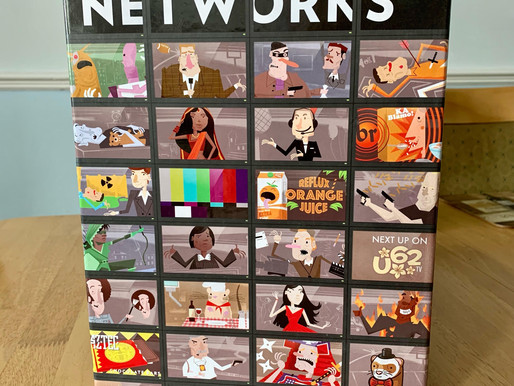 The Network Board Game Review