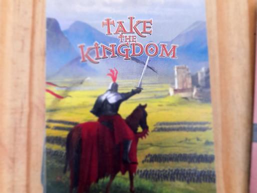 Kickstarter preview - Take The Kingdom