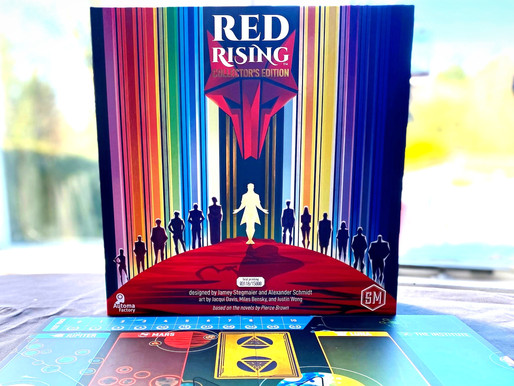 Red Rising Board Game Review