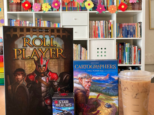 Top 3 Games - Coffee and Cooperation