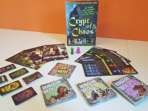Crypt of Chaos Review