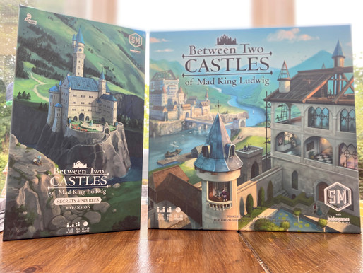 Between Two Castles of Mad King Ludwig - With Secrets and Soirees