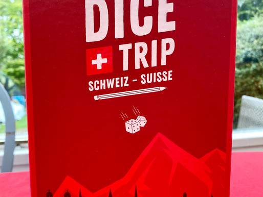 Dice Trip: Roll and Write Game Review