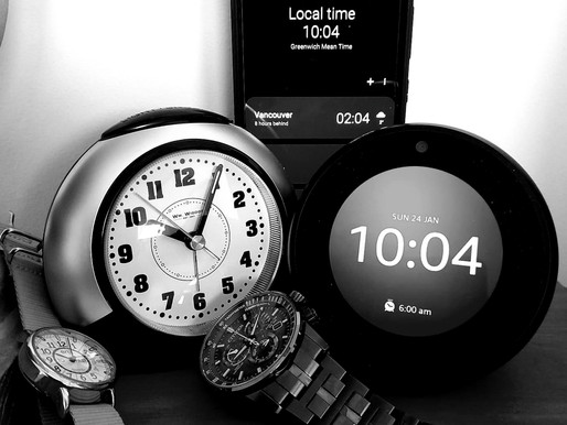 What's The Time? Part 1