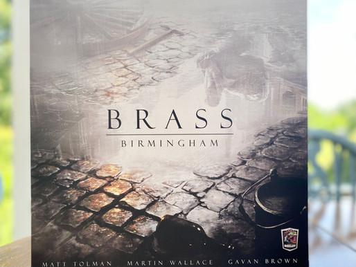 Brass: Birmingham Review