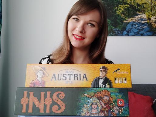 Top 3 Games - Board News Girl