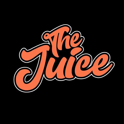 Sticker - Juice Logo on Black