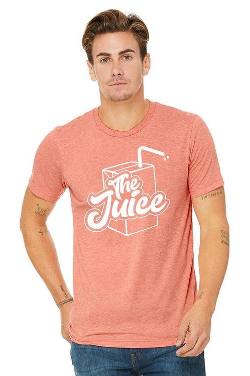 Orange (heather) Juicebox Tee