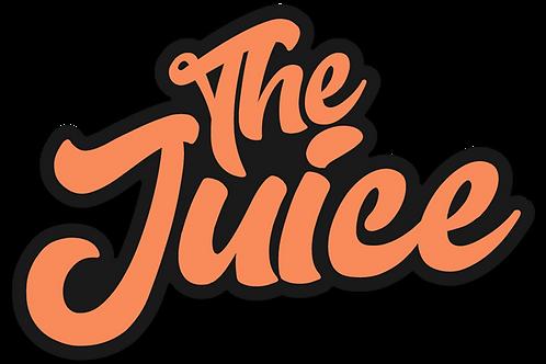 Sticker - Juice Logo Diecut