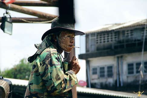 Tachileik - Myanmar