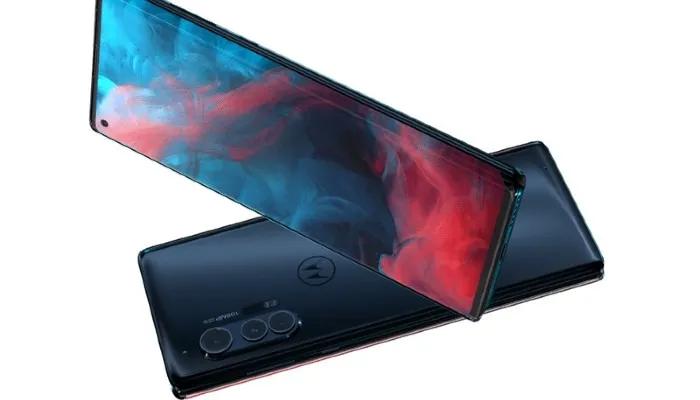 Lo smartphone da gaming Motorola Edge Plus