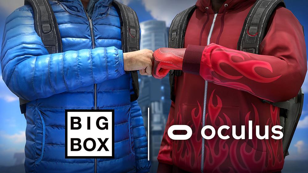 BigBox VR si unisce al team di Oculus