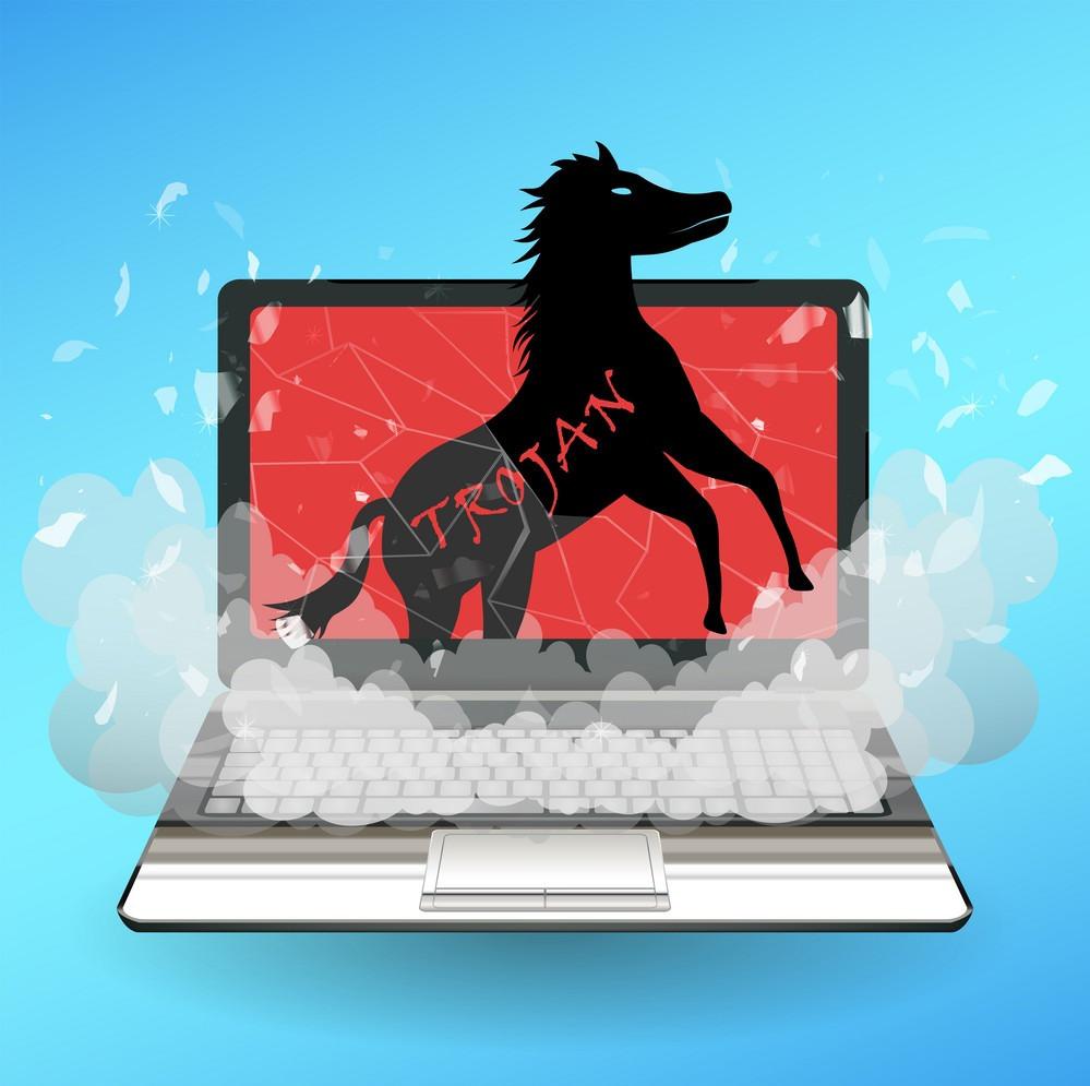 Trojan virus informatico