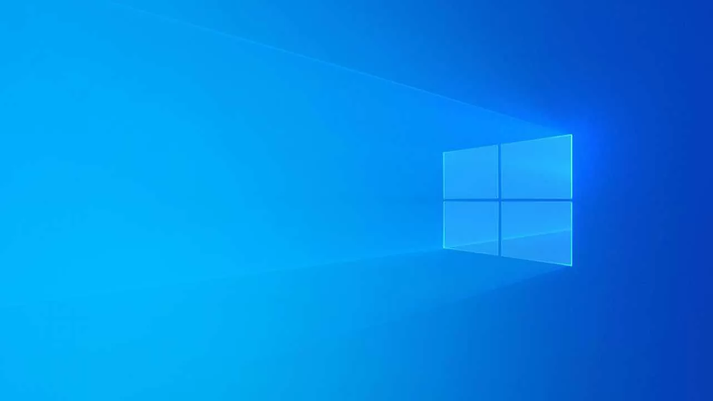 Sfondo del desktop di Windows 10