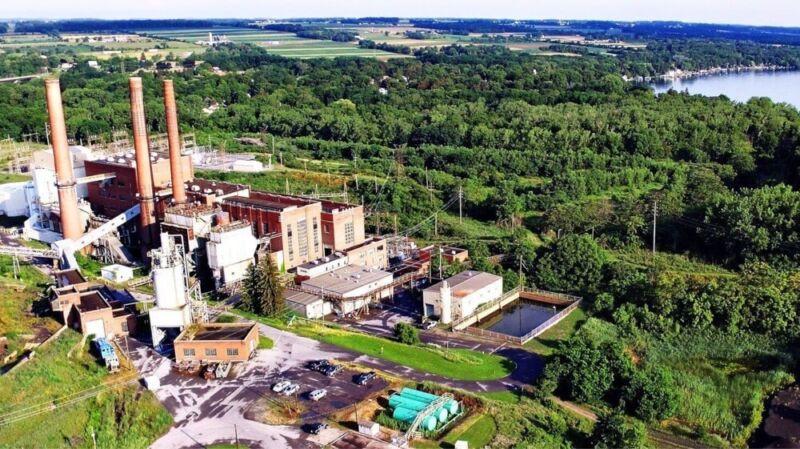 Centrale elettrica di Greenidge