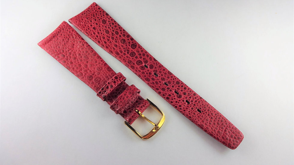 Replacement 19mm Wine/Red Genuine Frog