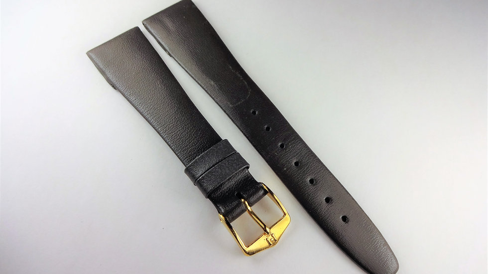 Replacement Hirsch 19mm Gray Genuine Leather