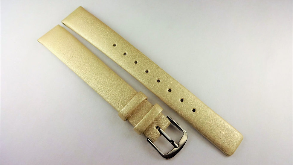 Replacement 13mm Cream Genuine Leather