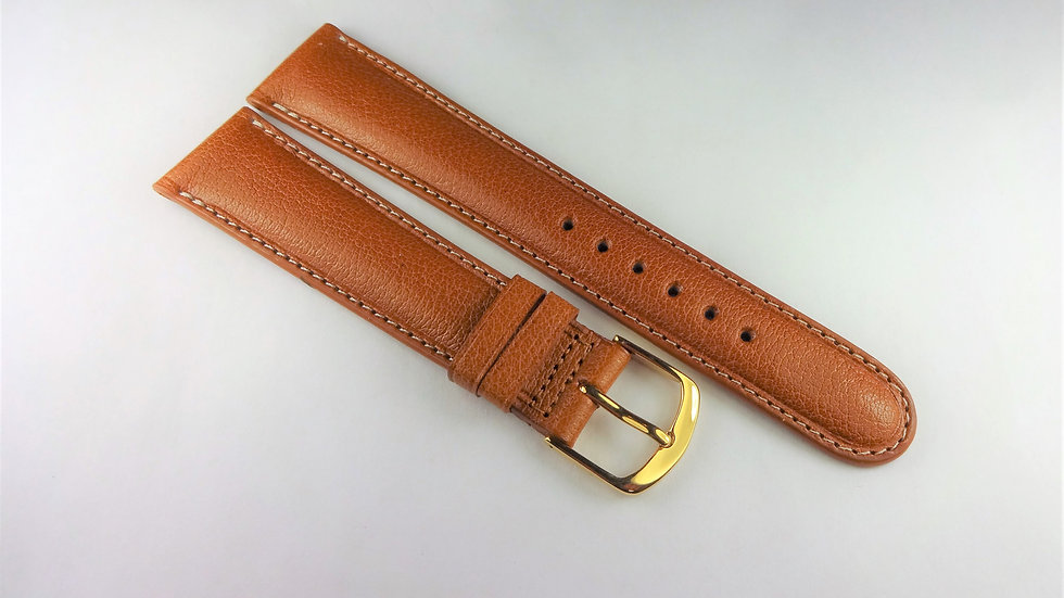 Replacement 19mm Tan Genuine Expo Calf
