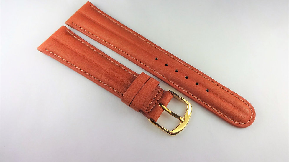 Replacement 19mm Tan Genuine Pacific Waterproof Leather
