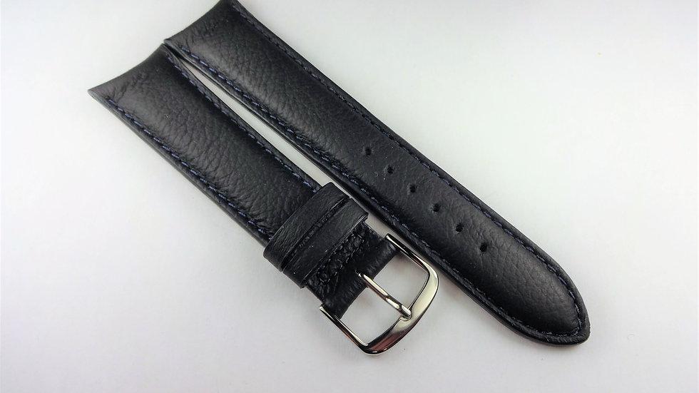 Bentley 20mm Blue Genuine Leather