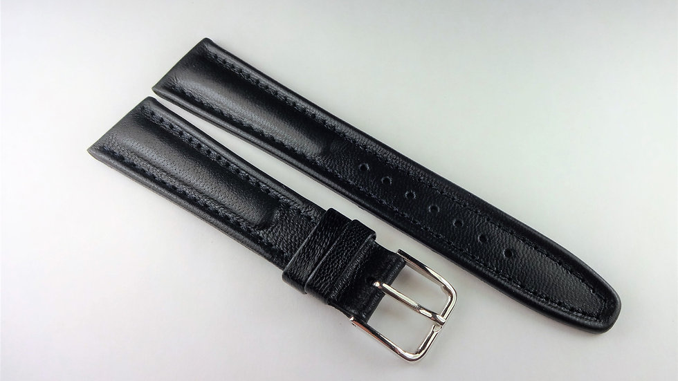 Replacement 19mm Blue Genuine Leather