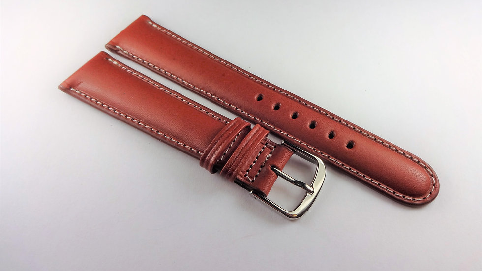 Cerruti 1881 19mm  Brown Genuine Western Leather