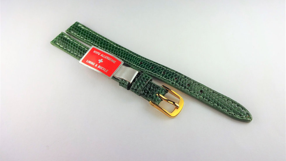 Replacement 8mm Green Genuine Royal Lizard
