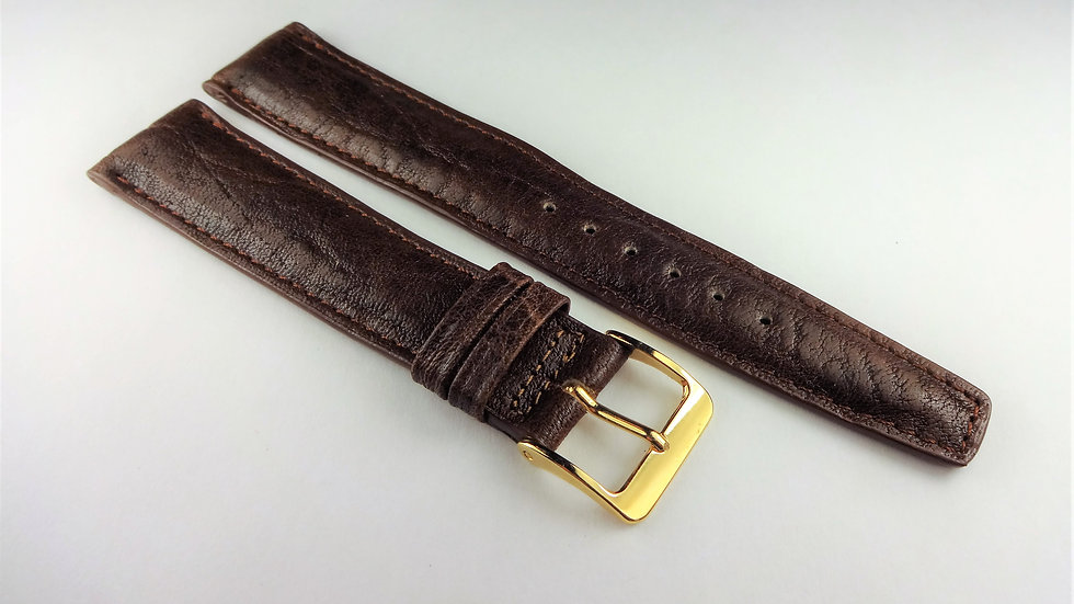 Cole Haan 18mm Brown Genuine Leather