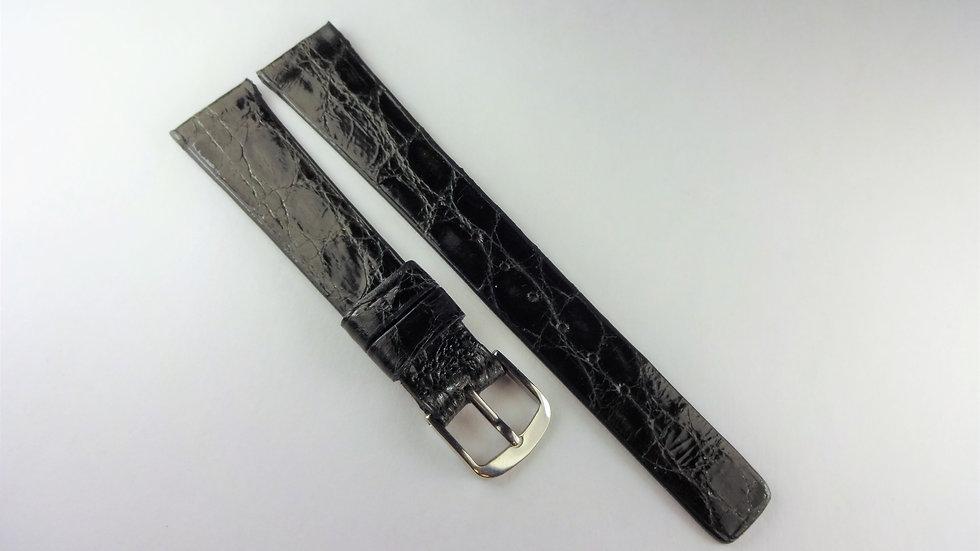 Seiko 15mm Gray Genuine Selected Crocodile