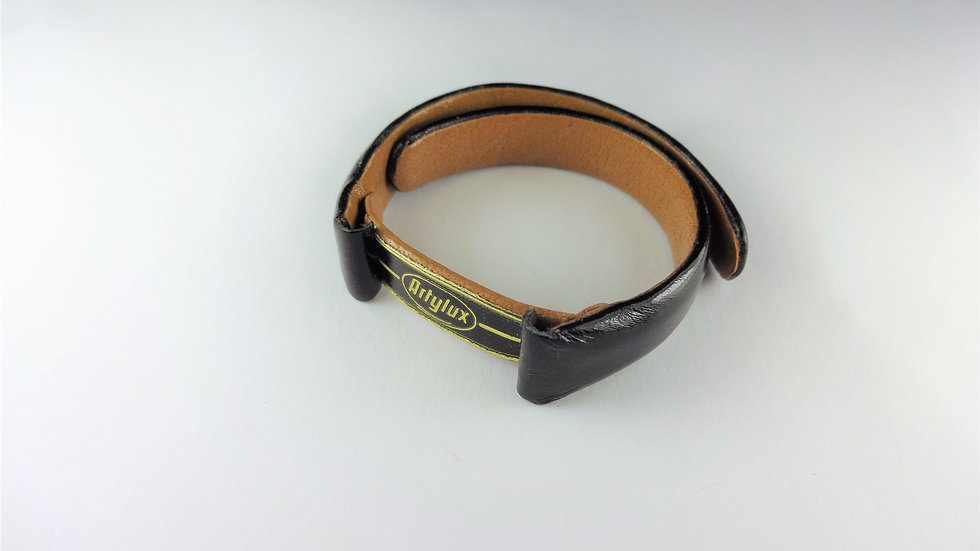 Replacement Artylux 12mm Black Genuine Leather