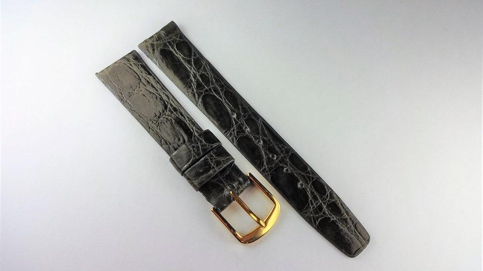 Seiko Lassale 16mm Gray Genuine Selected Crocodile