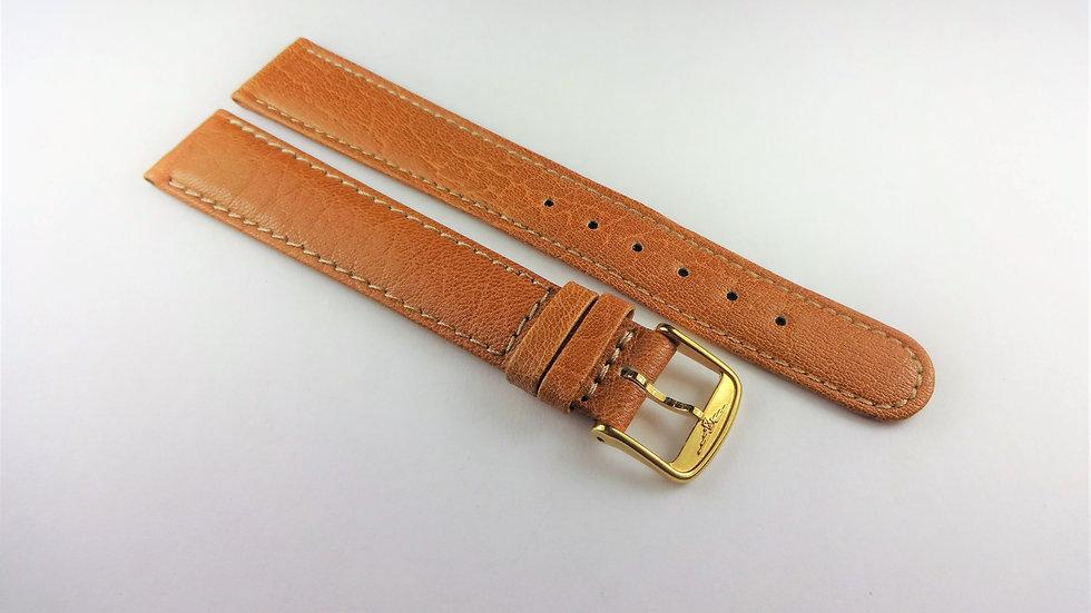 Longines 16mm Tan Genuine Leather