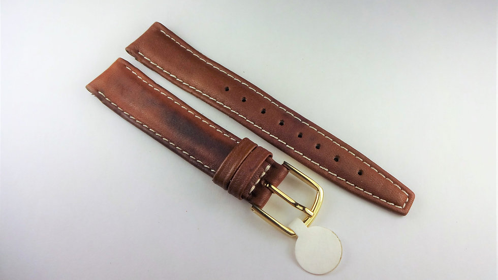 Replacement Brown 15mm Genuine Leather