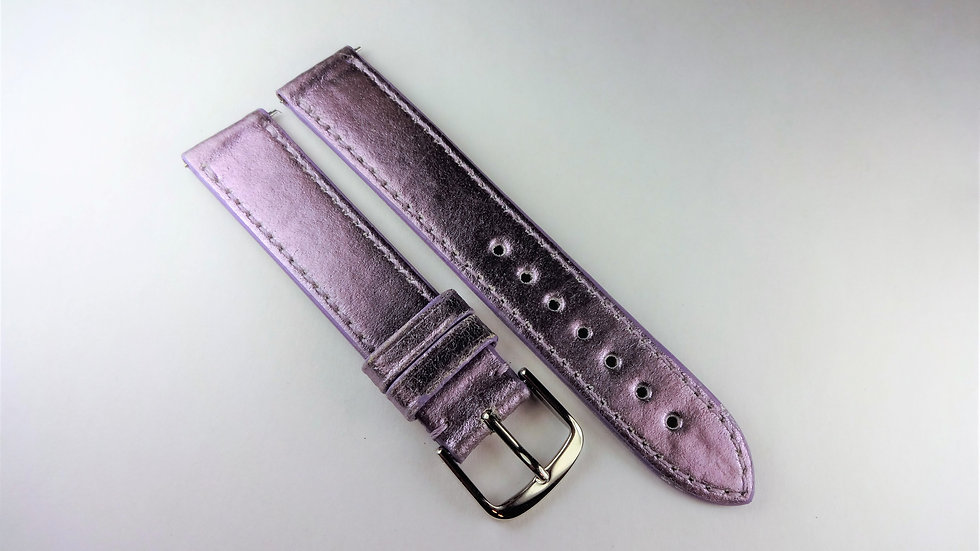 Replacement 16mm Purple Genuine Leather