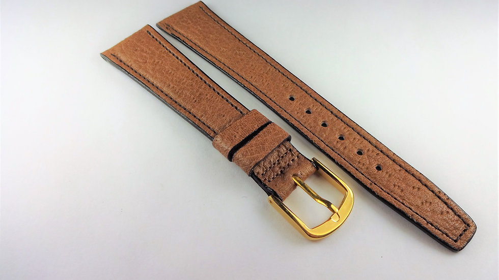 Hamilton 19mm Craft with Black Stitching