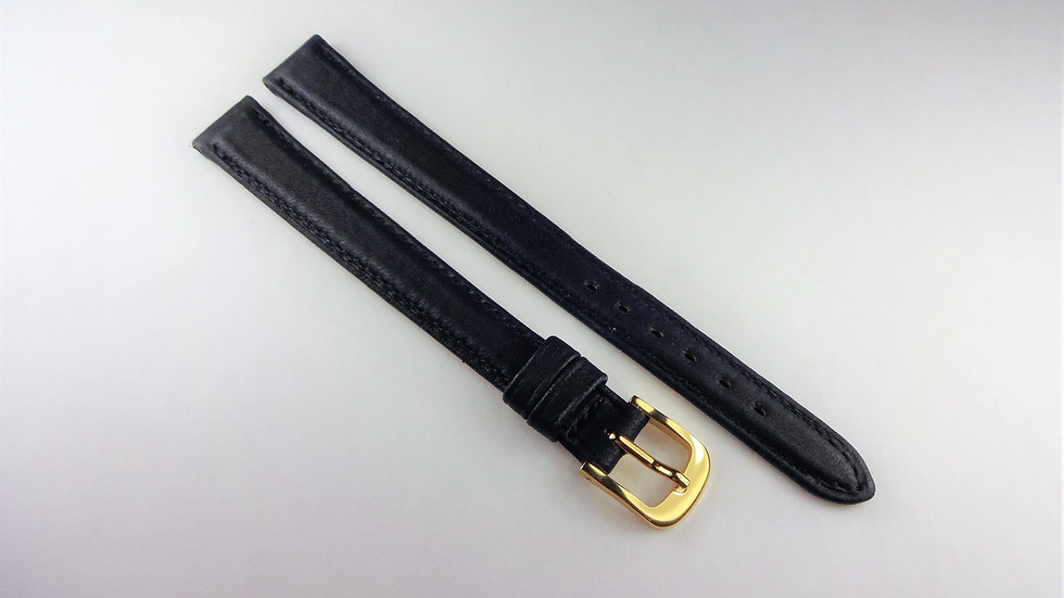 Replacement 12mm Dark Blue Genuine Leather
