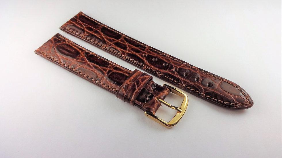 Wittnauer Brown Calfskin Leather 18mm