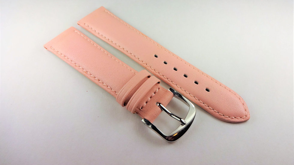 Replacement Box Leather 18mm Pink Short