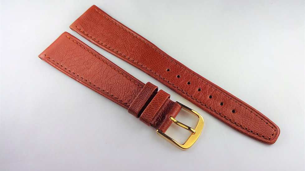 Replacement 19mm Brown Genuine Goat