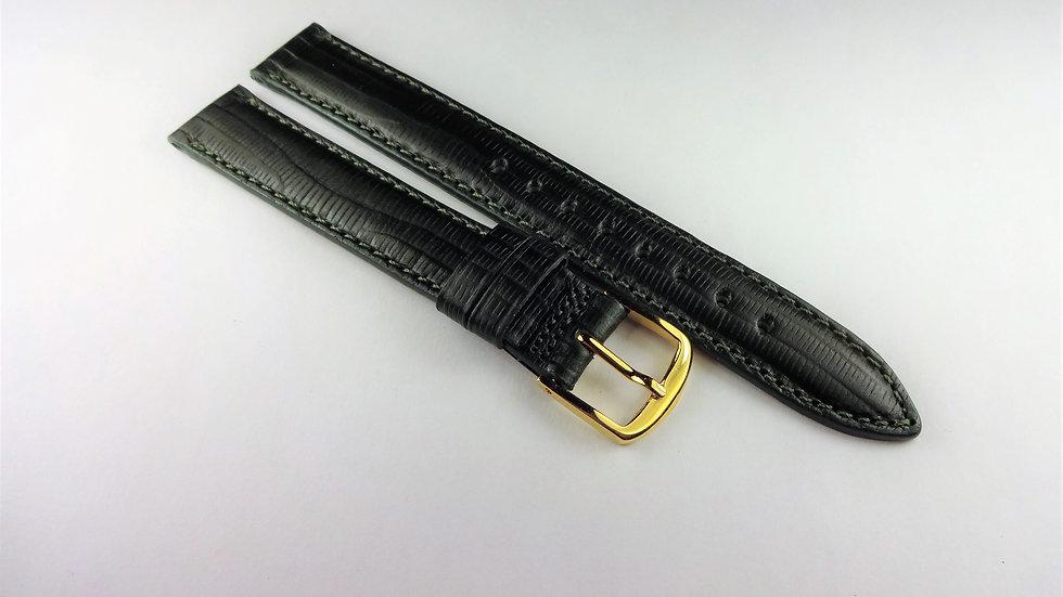 Hamilton 14mm Green Genuine Leather