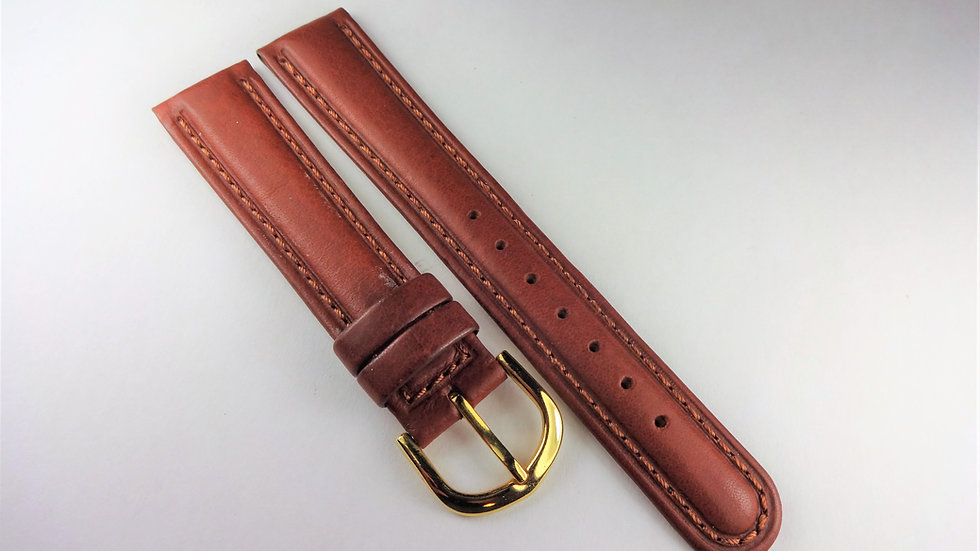Replacement Hoders 18mm Brown Genuine Leather