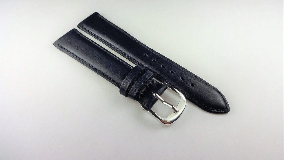 Replacement Box Leather 16mm Blue Short