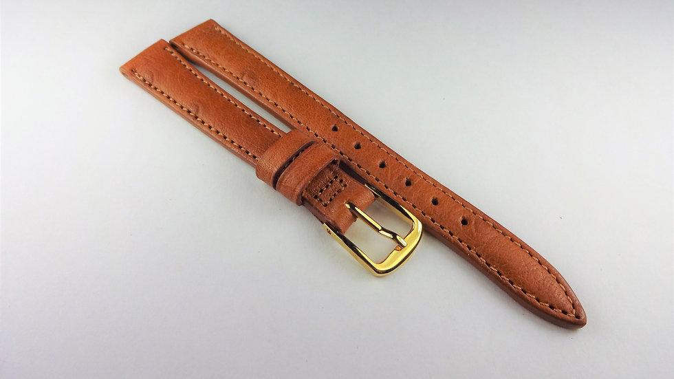 Hamilton 12mm Brown Genuine Leather