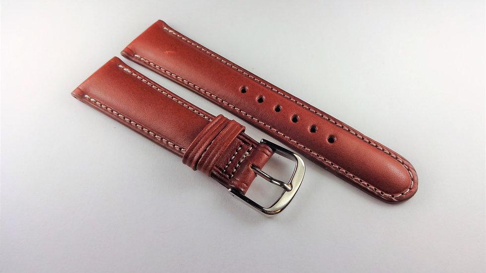 Cerruti 1881 19mm  Brown Genuine Western Leather