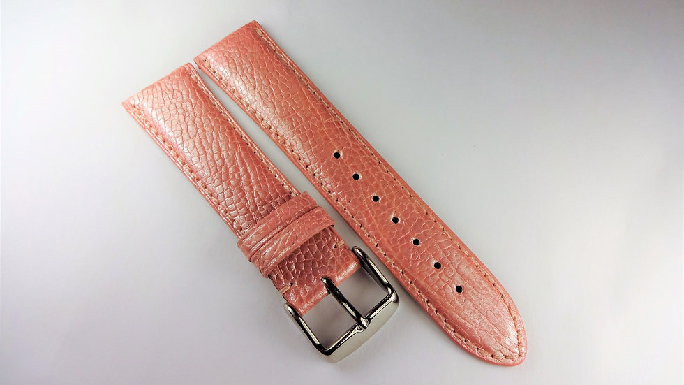 Replacement 20mm Pink Genuine Ostrich